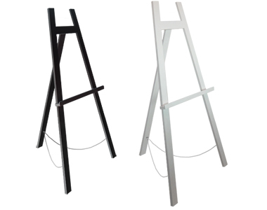 display easels com display easels for galleries exhibitions etc